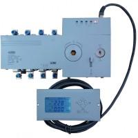 4PRO ATS-100A-4P-i Автоматичне перемикання передачі, 100А, 230/400 В, 50/60 Гц, 1-3 фази