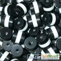 Бусины пластиковые для рукоделия и декора