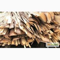 Отходы деревообработки: горбыль, обапол, обрезки, тырса, опилки
