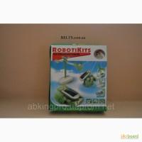 Мини солнечный комплект для детей 6 в 1, конструктор RobotiKits (Роботик)