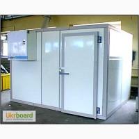 Холодильные и морозильные камеры из сендвич панелей.Новые. +Холодильные агрегаты