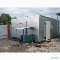 Постройка холодильных и морозильных камер под ключ.Доставка по Крыму
