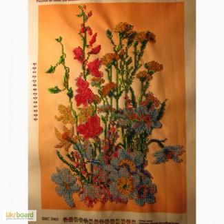 Прекрасный подарок картина вышитая чешским бисером