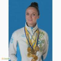 Тренер по фигурному катанию Киев Заец Инна Владимировна