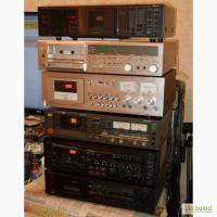 Ремонт импортной винтажной аудиотехники, качественно