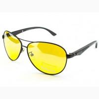 Очки-антифары Eldorado (очки для ночного вождения, очки для ночной езды, очки для водителей)