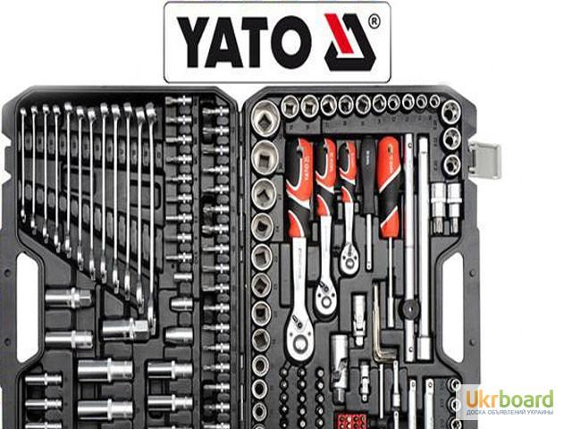 Фото 3. Набор инструментов Yato YT-38841