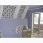 Штукатурка.Шпаклевка стен и потолков под обои и покраску.Поклейка обоев.Беспесчанка.Цены