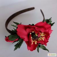 Украшения из бисера Цветочная бижутерия на заказ