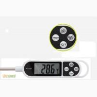 Термометр цифровой электронный KT-300 нержавеющий щуп -50 +300 C