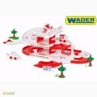 Скорая помощь Kid Cars 3D Wader (53330)