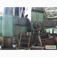 Продам радиаольно-сверлильный станок 2М55