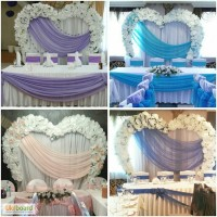 Оформление свадеб, прочих праздников для взрослых и детей