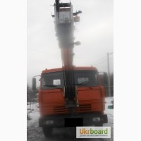 Продаем автокран Ульяновец МКТ-25.1, 25 тонн, КАМАЗ 53215, 2006 г.в