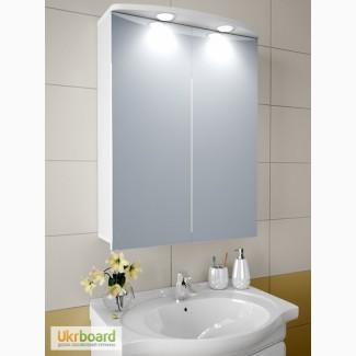 Зеркальный шкафчик подсветкой А68-N