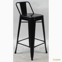 Полубарный стул Толикс Низкий, H-66см. (Tolix Low, H-66cm.) из металла купить Украине
