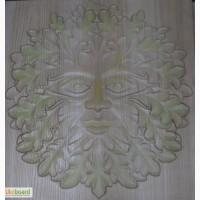 Продам картину из дерева (ясень), выполненную на 3D-фрезерном станке