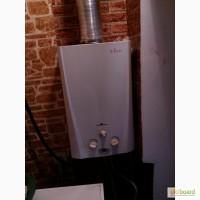 Продам водонагревательную проточную газовую бытовую колонку