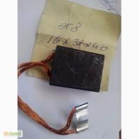 Щетка электрографитная ЕГ-8 16*32*40