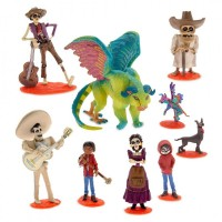 Набор игрушек фигурок дисней Тайна Коко