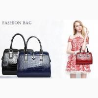 Распродажа стильных женских сумок Etaloo из натуральной кожи