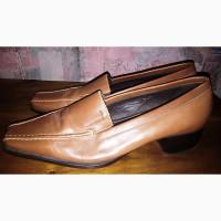 Кожаные туфли Geox, 38р