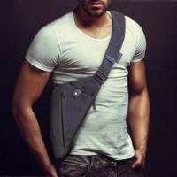 Мужская сумка через плечо Cross Body Кросс боди