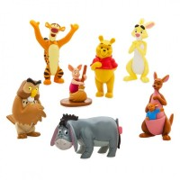 Набор фигурок Винни Пух Disney
