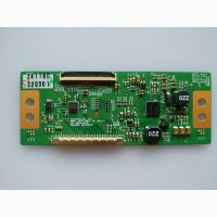 Плата T-con 32/37 ROW2.1 HD VER0.1 6870C-0442B, 3203D1 LC320DXE(SF)(R1) для 32LN541U