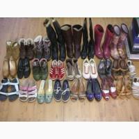 25 пар женской обуви 38, 41 размера б/у