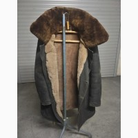 Продам комплект рыбака Тулуп/штаны на натуральной овчине Меховой комплект для зимней рыб