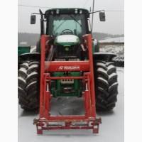 Продаем колесный трактор JOHN DEERE 6920S PREMIUM, с ковшом 1, 0 м3, 2004 г.в