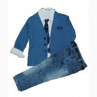 Стильный костюм для мальчика Oryeda возраст 4- 7 лет, Турция