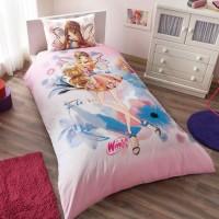 Постельное белье Tac Disney Winx Flora Water постель фея винкс флора 160*220 подростковое