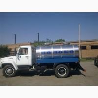 Молоковоз ГАЗ-3309, ГАЗ-3307( Газон)
