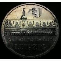 Германия 5 марок 1984 год Старая Ратуша!!!!!!! РЕДКАЯ