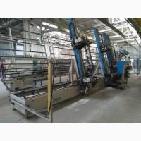 Сварочно-зачистная Линия Штурц для производства пластиковых окон