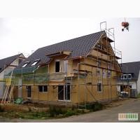 Реконструкция кровли, переделка и замена крыши дома г.Кривой Рог