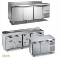 Холодильные и Морозильные столы (нержавейка) Рассрочка