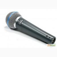Проводной микрофон Shure beta 58a