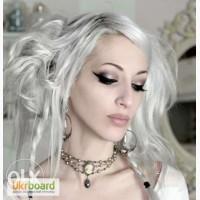 Окрашивание волос в блонд) осветление, тонирование
