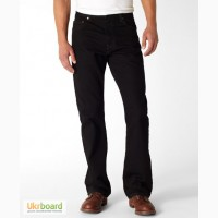 Американские джинсы Levis 517 Slim Fit Boot Cut Jeans - Black (США)