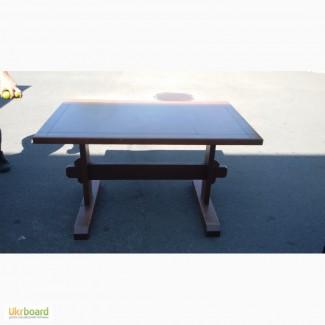 Продажа столов б/у коричневого цвета для кафе, баров, ресторанов
