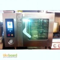 Продам пароконвектомат Angelo Po FX61E3 б/у в ресторан, кафе, общепит, бистро, фастфуд