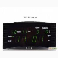 Настольные ЛЕД часы Caixing CX 838, led digital clock