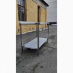 Оборудование из нержавеющей стали в наличии (столы производственные, ванны моечные)