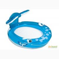 Детский надувной бассейн Intex 57435 Кит с фонтаном