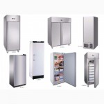 Шкафы холодильные, морозильные нержавеющей стали (нержавейка) Кухонные