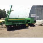 3-х секционная Сеялка зерновая механическая Джон Дир John Deere 455 9, 1м