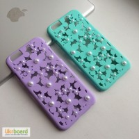 Чехол 3D Жемчужный цветок на iPhone 6/6S
